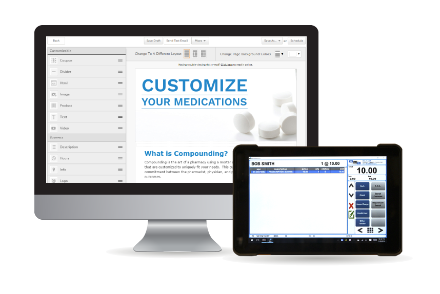 Retail Management Solutions RMS and SnapRx partner to give independent pharmacists the ability to use digital marketing to grow their business